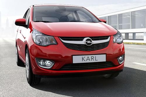 Opel Karl | Copyright Opel.de